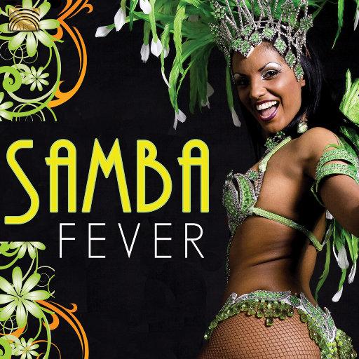 桑巴热潮 (BRAZIL Samba Fever),Various Artists