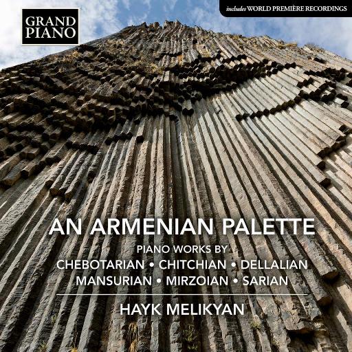 亚美尼亚人的调色板,Hayk Melikyan