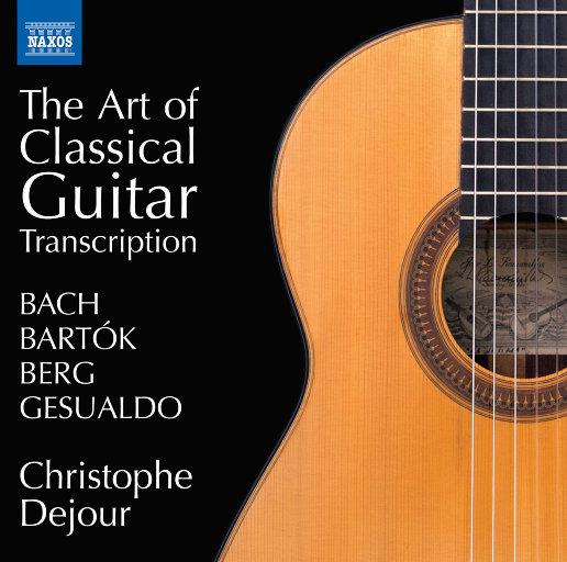 古典吉他改编的艺术 (The Art of Classical Guitar Transcription),Christophe Dejour