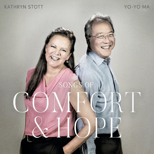 慰藉与希望之歌 (Songs of Comfort and Hope),Yo-Yo Ma,Kathryn Stott