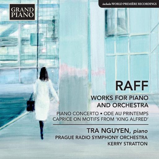 约阿希姆·拉夫: 钢琴与管弦乐作品集,Tra Nguyen