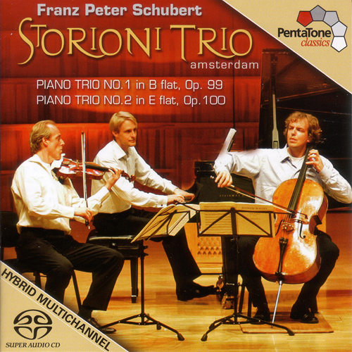 舒伯特: 钢琴三重奏 Nos. 1 & 2,Storioni Trio