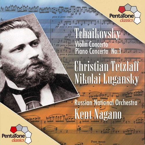 柴可夫斯基: D大调小提琴协奏曲 / 降b小调钢琴协奏曲,Kent Nagano