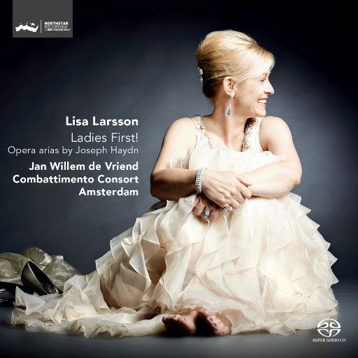 女士优先! 海顿歌剧咏叹调精选 (Ladies First! Opera arias by Joseph Haydn),Lisa Larsson