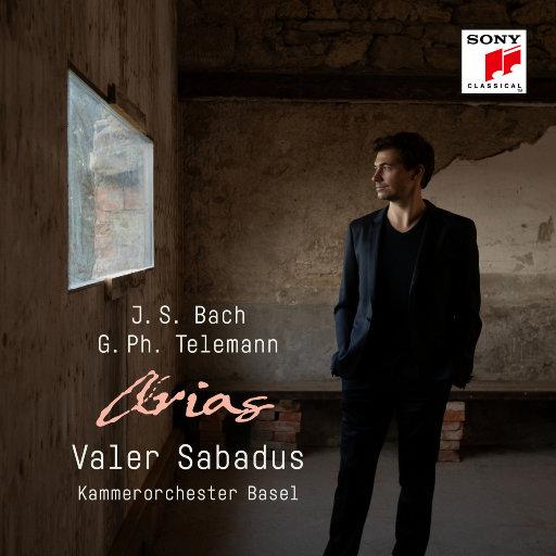 巴赫 & 泰勒曼: 咏叹调,Valer Sabadus,Kammerorchester Basel,Julia Schröder