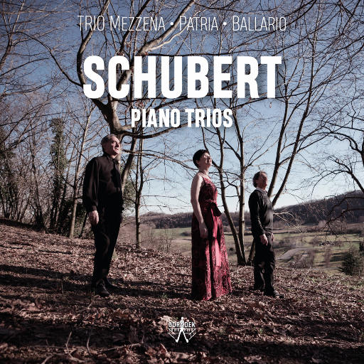舒伯特: 钢琴三重奏,Franco Mezzena,Sergio Patria,Elena Ballario