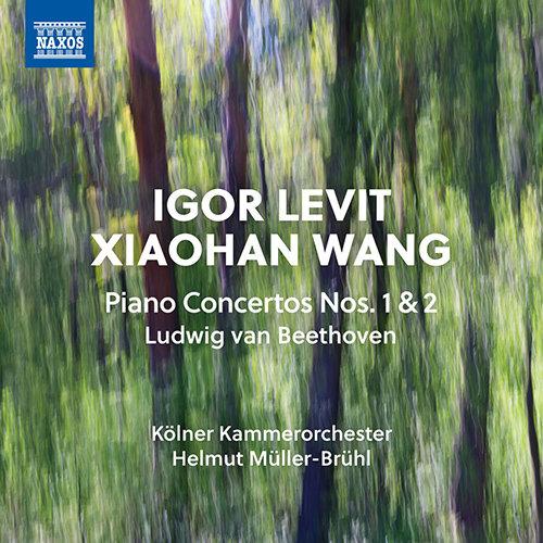 贝多芬: 钢琴协奏曲 Nos. 1 & 2,Igor Levit,王笑寒