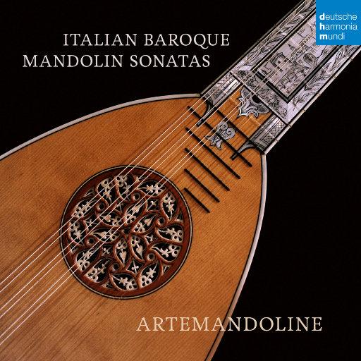 意大利巴洛克曼陀林奏鸣曲 (Italian Baroque Mandolin Sonatas),Artemandoline