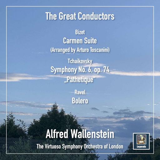 比才, 柴可夫斯基 & 拉威尔: 管弦乐作品,Alfred Wallenstein,London Symphony Orchestra