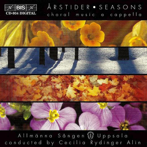 四季: 瑞典阿卡贝拉合唱音乐,Allmanna Sangen