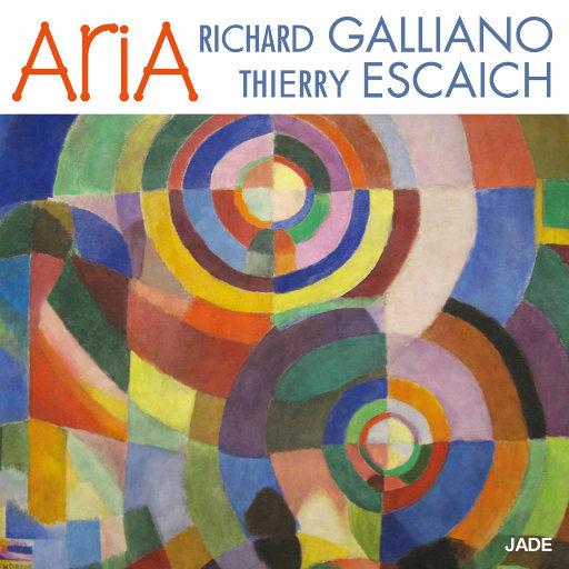 咏叹调 (Aria),Richard Galliano,Thierry Escaich