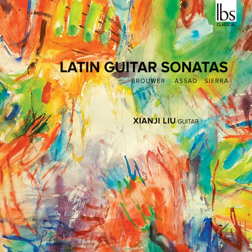 拉丁吉他奏鸣曲 (Latin Guitar Sonatas),刘宪绩
