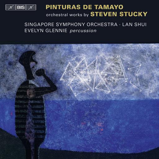 斯蒂文·斯塔基: 塔马约的画作 (伊芙琳·格兰妮),Evelyn Glennie,Symphony Orchestra,Lan Shui