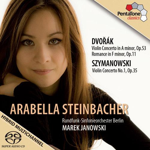 德沃夏克 & 席曼诺夫斯基: 小提琴协奏曲,Arabella Steinbacher