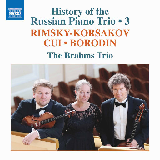 俄罗斯钢琴三重奏的历史, Vol. 3 (History of the Russian Piano Trio, Vol. 3),Brahms Trio