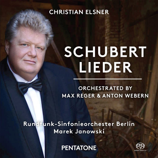 舒伯特: 艺术歌曲,Christian Elsner