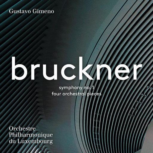 布鲁克纳-著名乐队作品选: c小调第一交响曲 / d小调进行曲,Luxembourg Philharmonic Orchestra