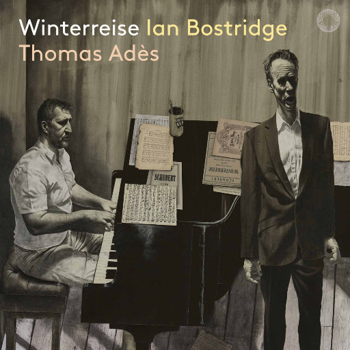 舒伯特: 冬之旅 (伊恩·博斯特里奇) (现场版),Ian Bostridge,Thomas Adès