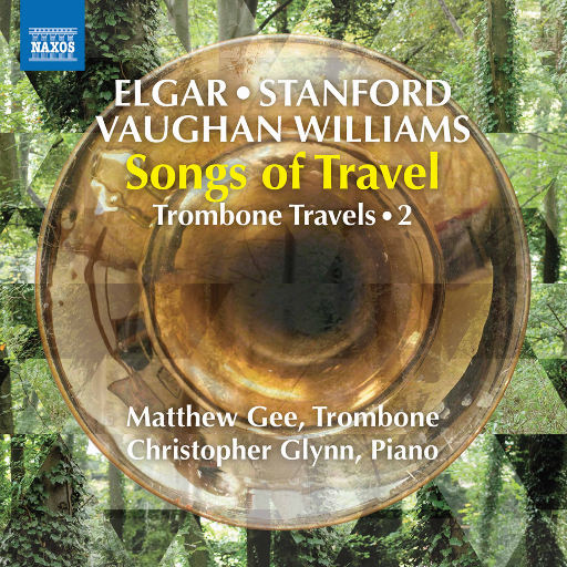 长号游记, Vol. 2: 旅途之歌 (Trombone Travels, Vol. 2: Songs of Travel),Matthew Gee,Christopher Glynn,Matthew Knight,Rupert Whitehead,Josh Cirtina