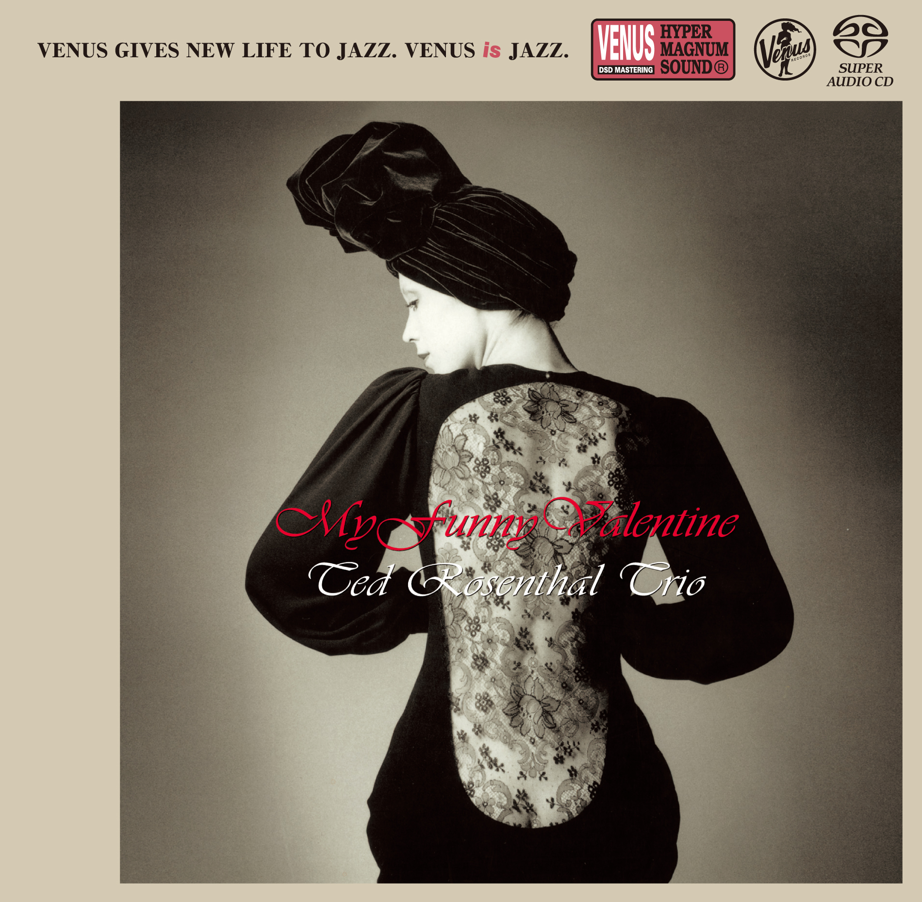 My Funny Valentine (2.8MHz DSD),Ted Rosenthal Trio