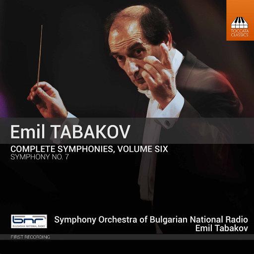 埃米尔·塔巴克夫: 管弦乐全集, Vol. 6,Bulgarian National Radio Symphony Orchestra,Emil Tabakov