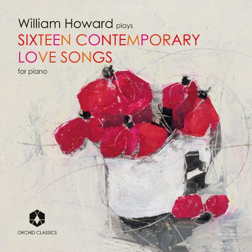 十六首钢琴情歌,William Howard