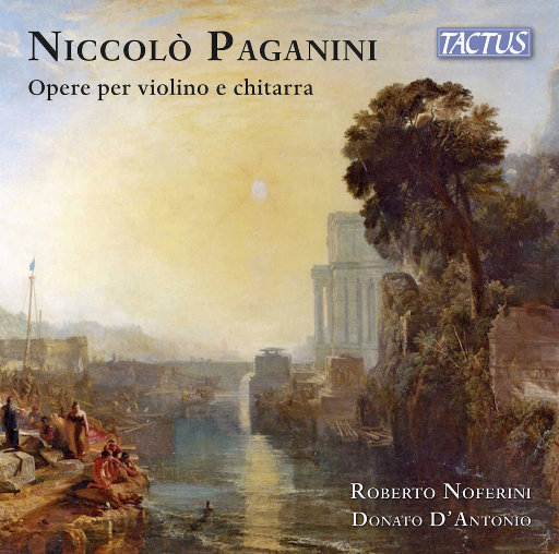 帕格尼尼: 小提琴与吉他作品,Roberto Noferini,Donato D'Antonio