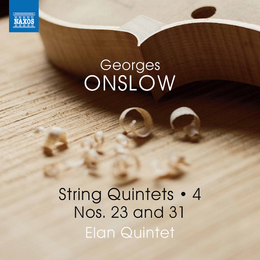 乔治·翁斯洛: 弦乐五重奏, Vol. 4 – Nos. 23 & 31,Elan Quintet