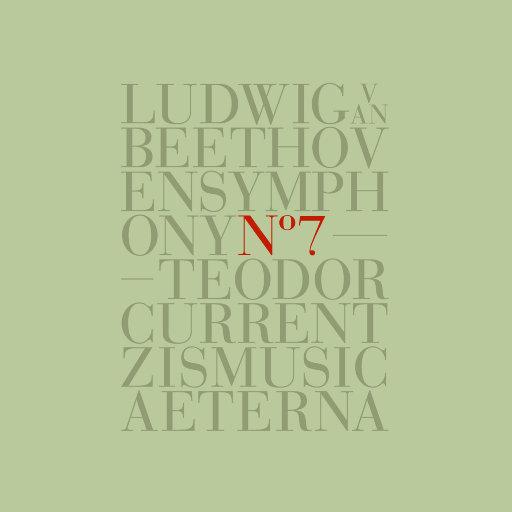 贝多芬: A大调第七交响曲 (克雷提兹),Teodor Currentzis