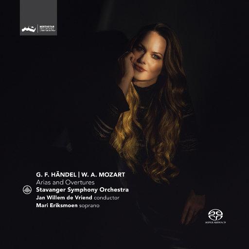咏叹调与序曲 (Arias and Overtures) (2.8MHz DSD),Mari Eriksmoen,Stavanger Symphony Orchestra