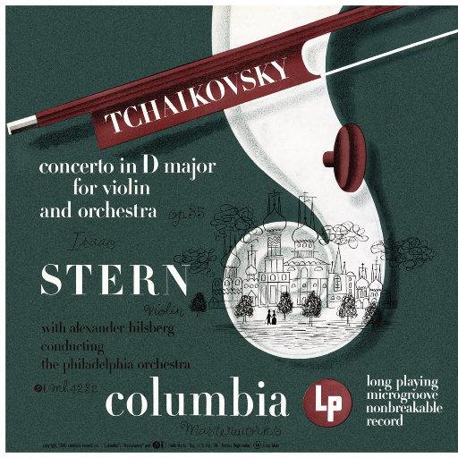 柴可夫斯基: D大调小提琴协奏曲, Op. 35 / 圣桑: 第一大提琴协奏曲, Op. 33,Issac Stern,Alexander Hilsberg