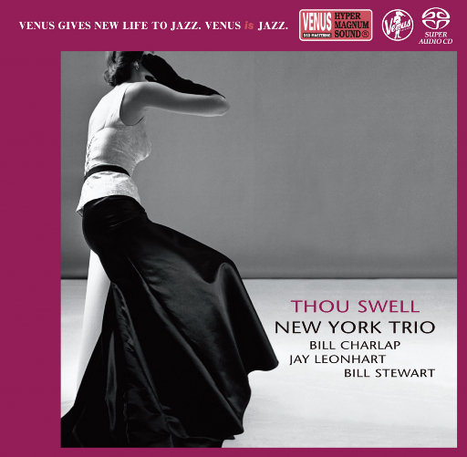 Thou Swell (2.8MHz DSD),New York Trio