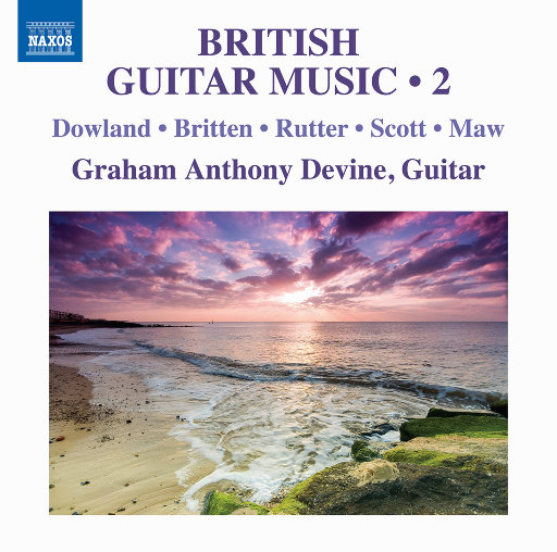 英国吉他演奏会, Vol.2,Graham Anthony Devine