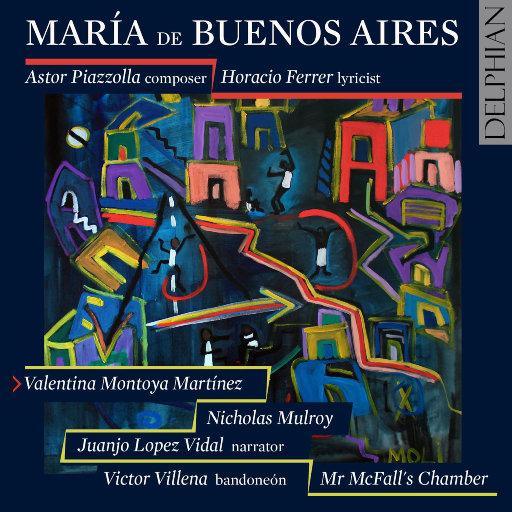 皮亚佐拉: 布宜诺斯艾利斯的玛丽亚,Valentina Montoya Martínez