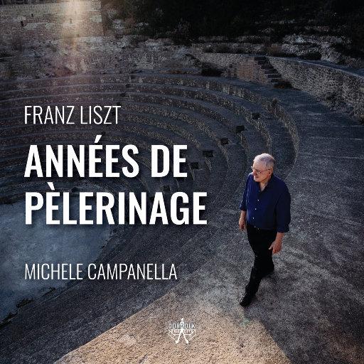 [套盒] 李斯特: 旅行岁月 (3 Discs),Michele Campanella