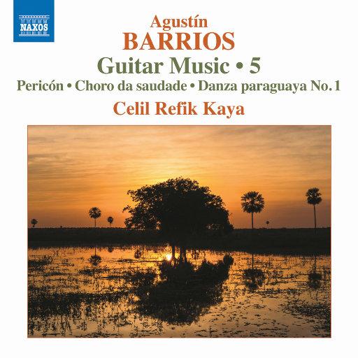 巴里奥斯·曼戈雷: 吉他音乐, 第五卷(Refik Kaya),Celil Refik Kaya
