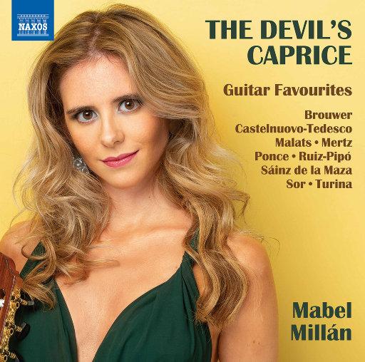 恶魔的随想曲: 吉他精选集,Mabel Millán
