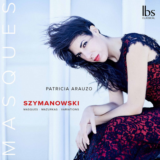 假面 (Masques),Patricia Arauzo