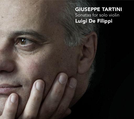 塔尔蒂尼: 小提琴独奏奏鸣曲,Luigi de Filippi