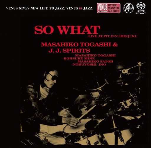 So What,Masahiko Togashi,Kosuke Mine,Masahiko Satoh,Nobuyoshi Ino