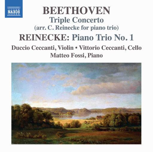 贝多芬 & 莱纳克: 三重协奏曲 & 钢琴三重奏,Duccio Ceccanti,Vittorio Ceccanti,Matteo Fossi