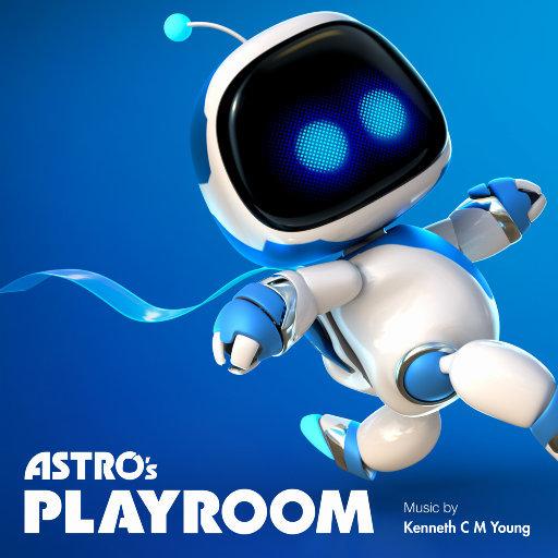 《宇宙机器人无线控制器使用指南》游戏原声带 (Astro's Playroom),Kenneth C M Young