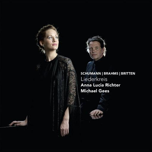 声乐套曲 - 舒曼/勃拉姆斯/布里顿,Michael Gees, Anna Lucia Richter