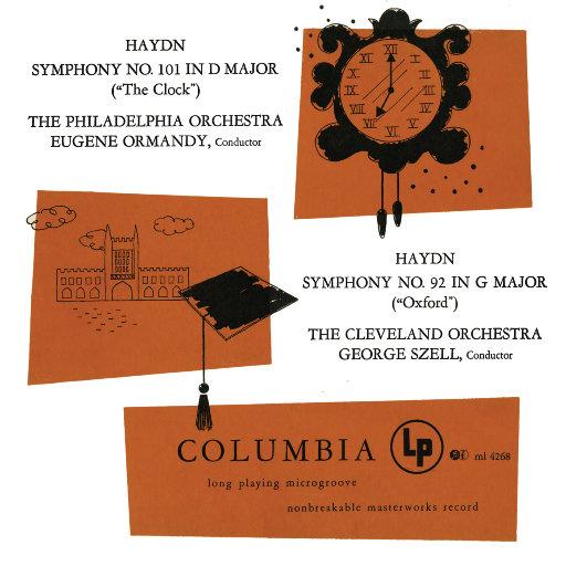 海顿: 第88、92与101交响曲 (尤金·奥曼迪),Eugene Ormandy
