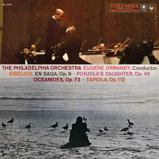 西贝柳斯: 交响诗 / 阿尔芬: 瑞典狂想曲 / 格里格: 培尔·金特第一组曲 (尤金·奥曼迪),Eugene Ormandy