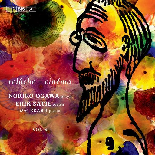 萨蒂: 钢琴音乐, Vol.4,Noriko Ogawa