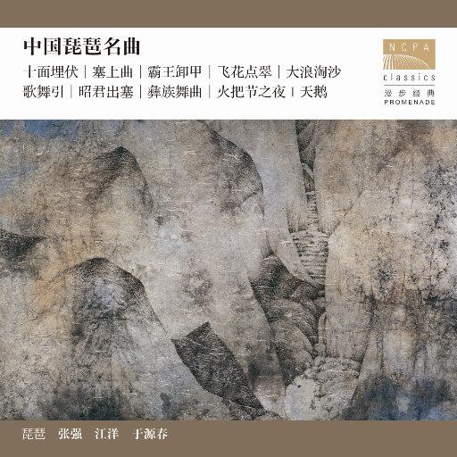 中国琵琶名曲,张强,江洋,于源春