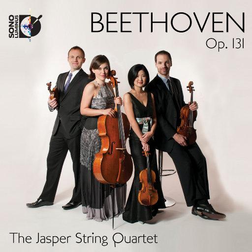 贝多芬: 弦乐四重奏 No.14, Op.131,The Jasper String Quartet