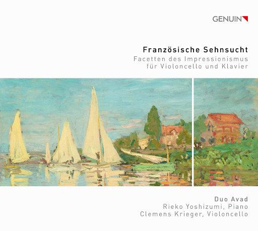 法国憧憬 (Franzosische Sehnsucht),Duo Avad