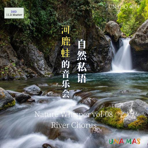 自然私语·河鹿蛙的音乐会 (11.2MHz DSD),泽口真生
